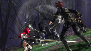 GOD EATER 2: Rage Burst Screenshot 2