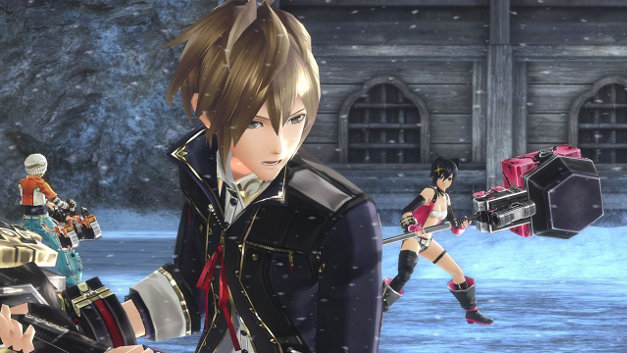 GOD EATER 2: Rage Burst Screenshot 1