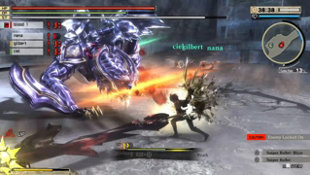 GOD EATER 2: Rage Burst Screenshot 3