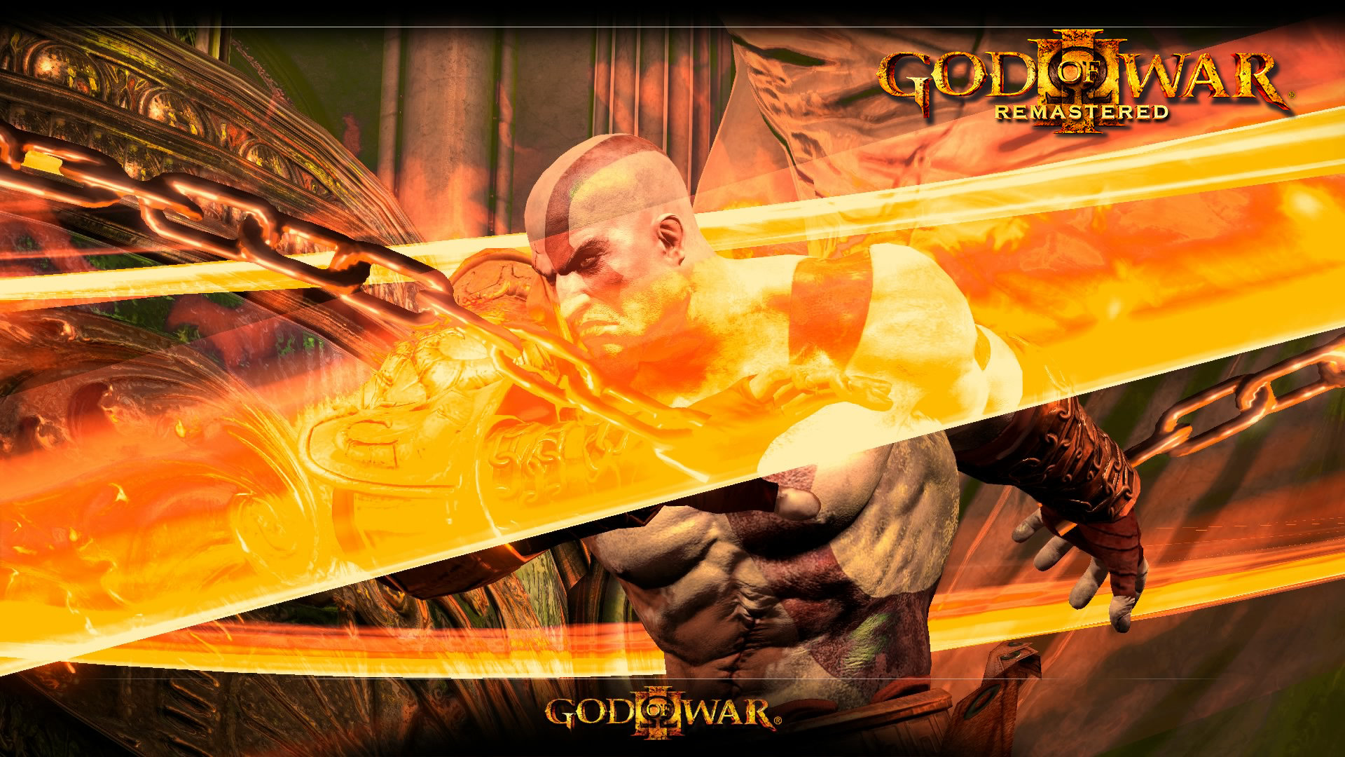 God of war 3 remastered ps4 download size | God of War 3 PC