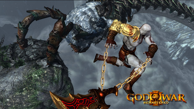God of War® III Remasterizado Screenshot 1