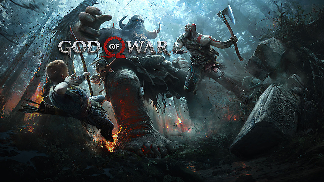 God of War - PlayStation Related Talks