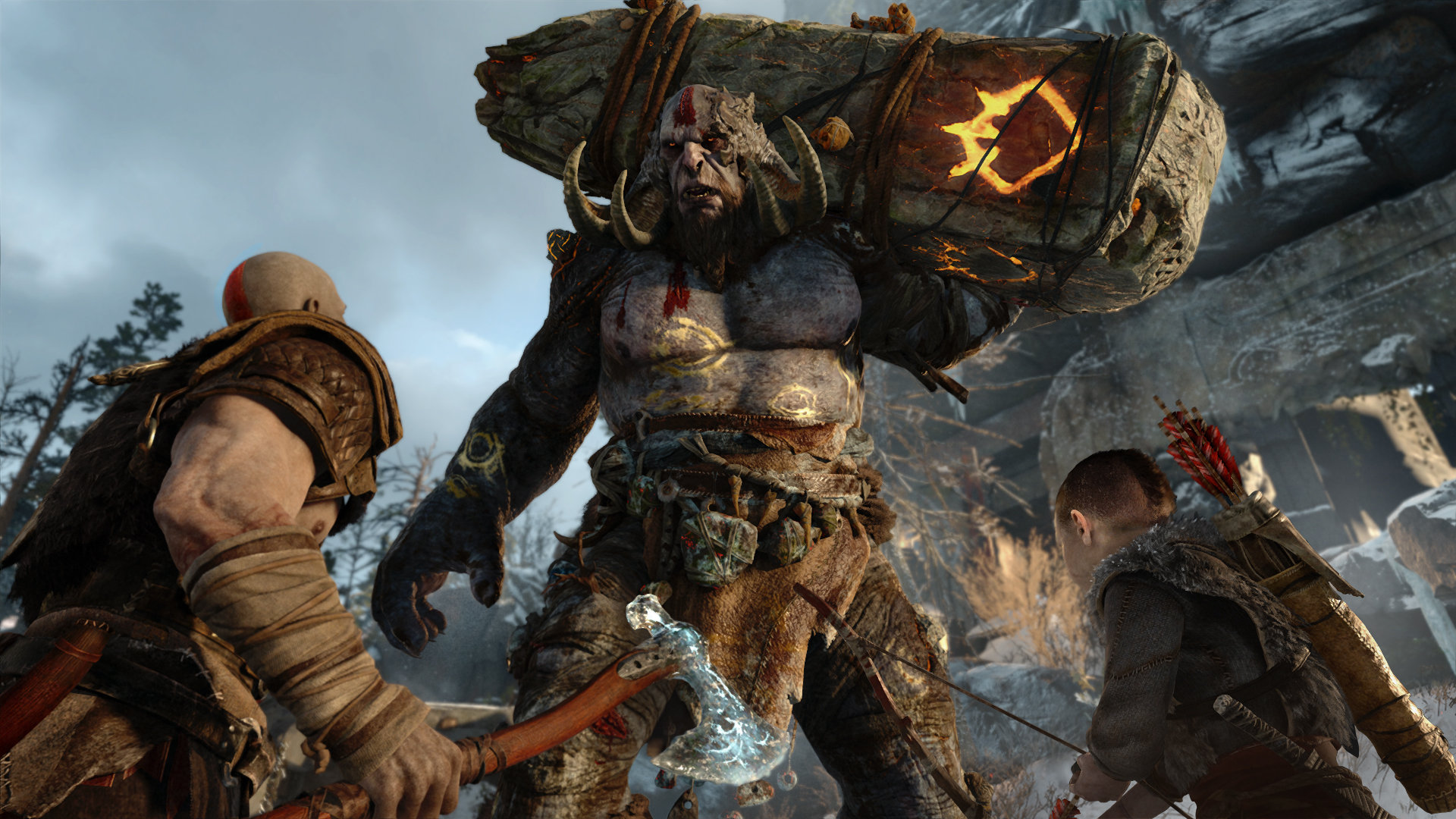 Playstation Experience 2016 reveals GOW