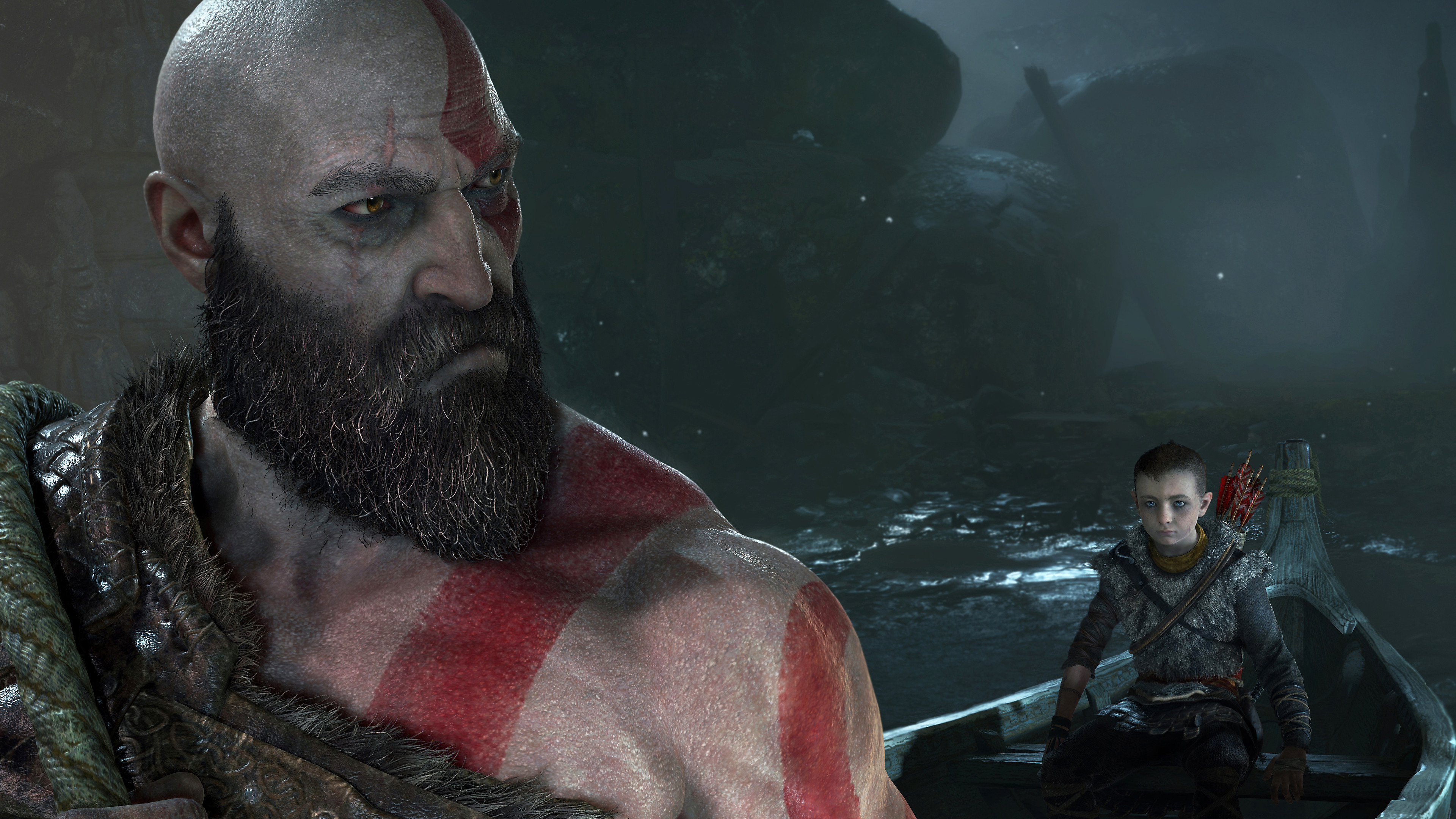 God Of War Game Ps4 Playstation
