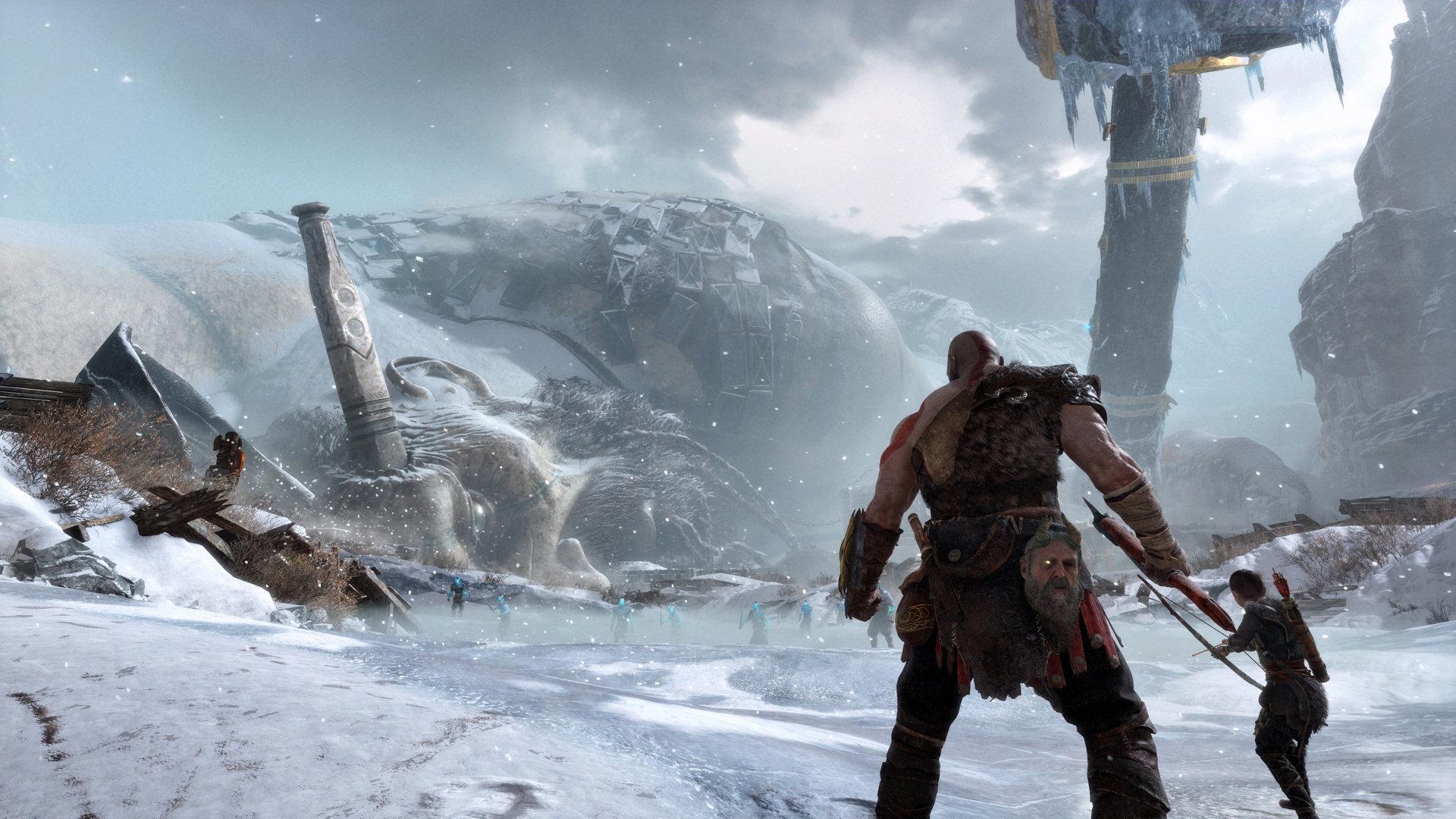 Limited Edition God of War PS4 Pro Bundle Screenshot 6