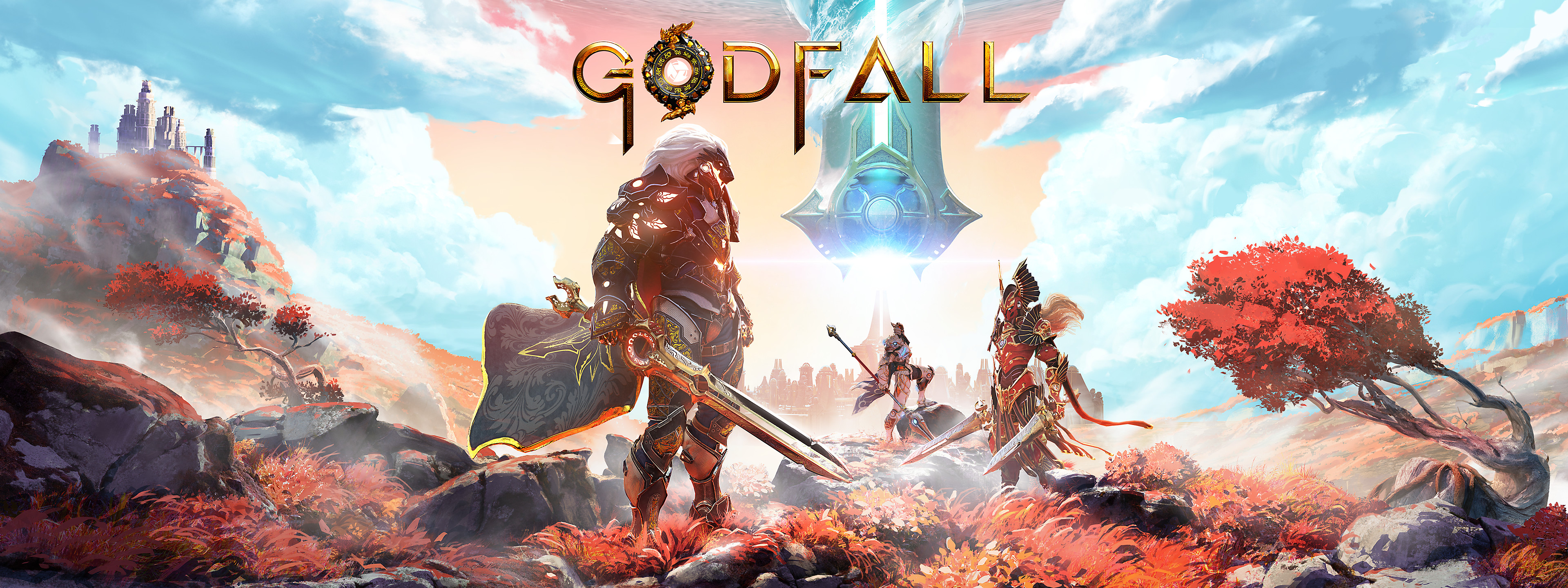 Godfall - Combat Trailer Now Available