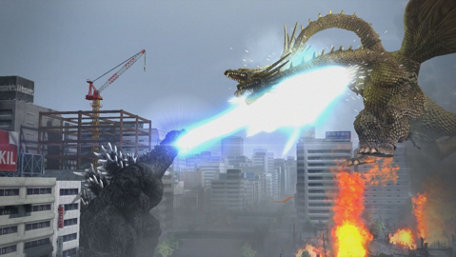 Godzilla Trailer Screenshot