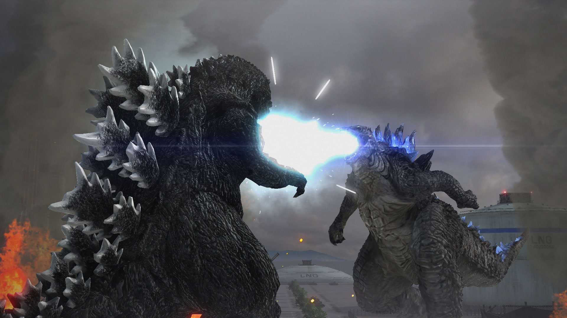 Image result for Godzilla ps4