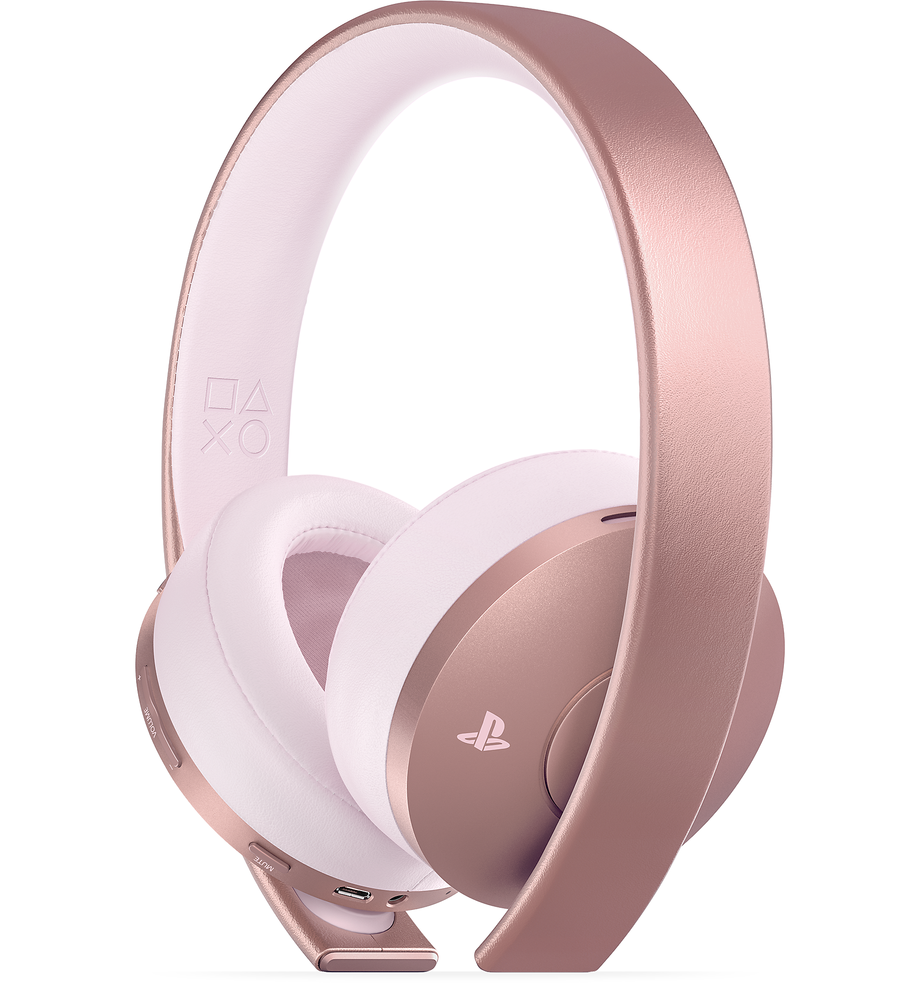 Gold Wireless Headset - Rose Gold Edition - Product Image