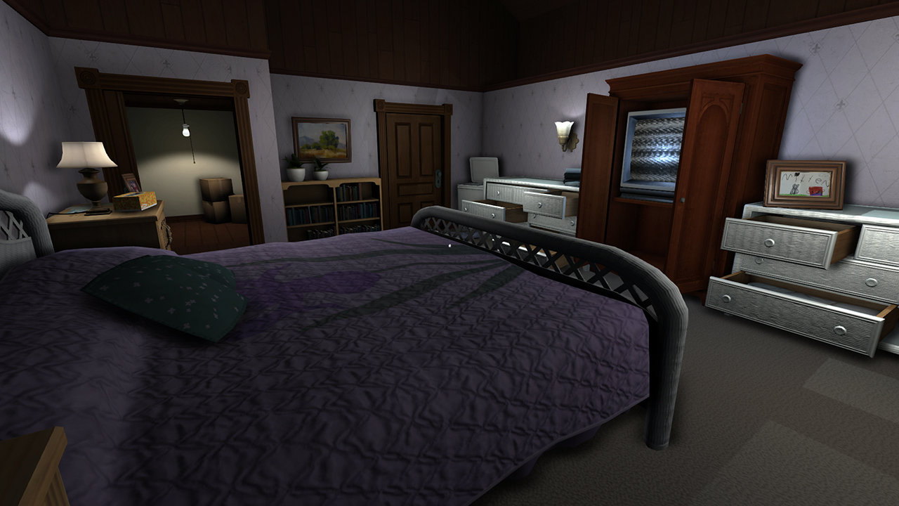 gone home console edition game ps4 playstation gone home console edition screenshot 2
