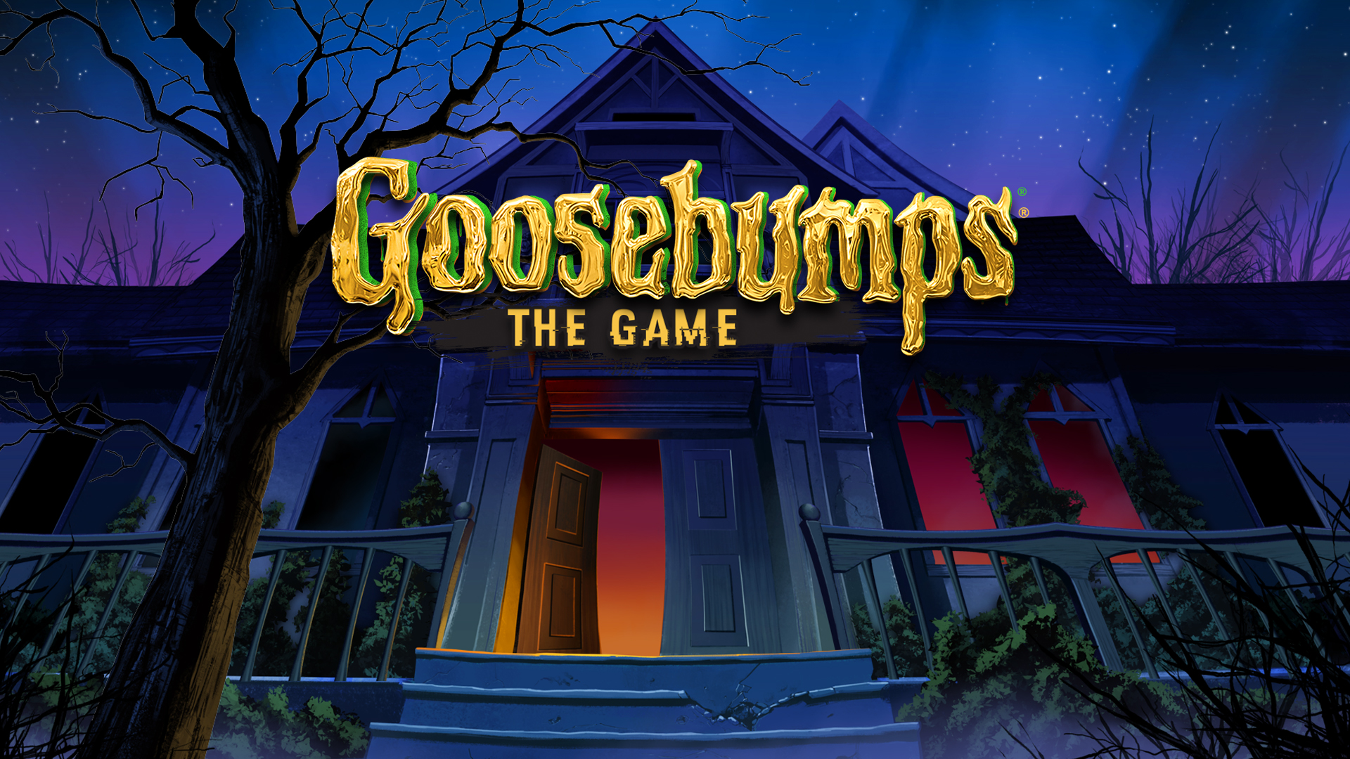 A Com Games On Ps4 : Goosebumps the game ps playstation