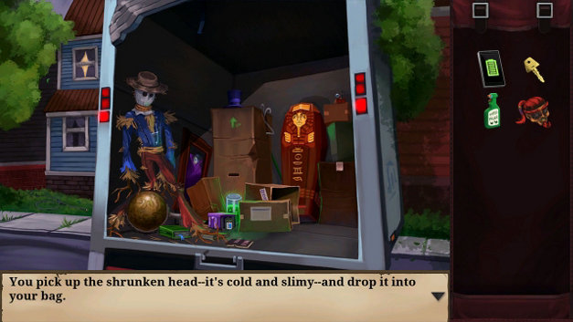 Goosebumps: The Game Screenshot 7