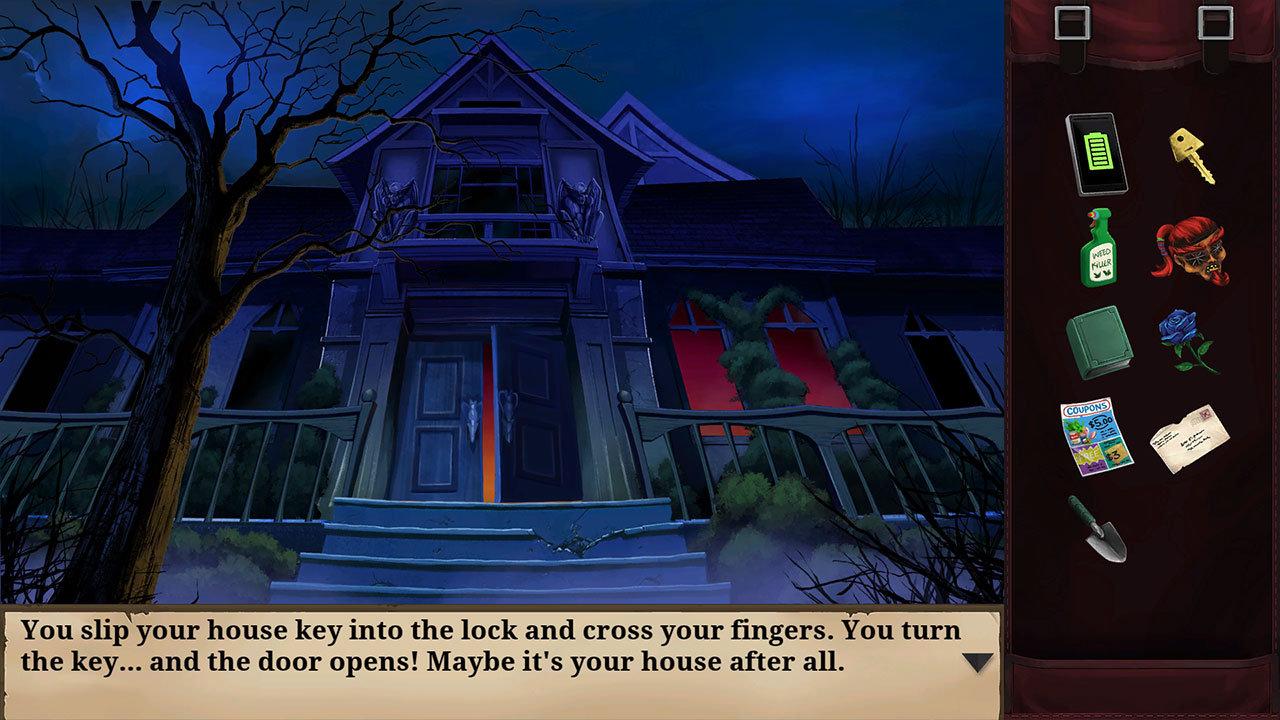 goosebumps the game screenshot 1 - Ps4 Video Games