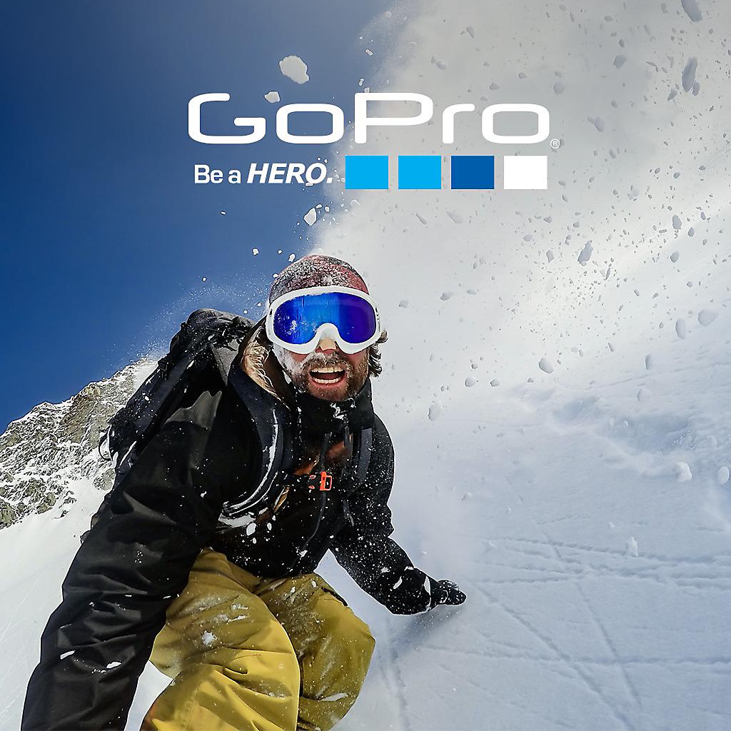 GoPro Channel Store Art