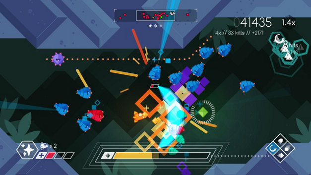Graceful Explosion Machine Screenshot 1