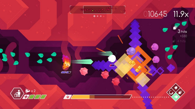 Graceful Explosion Machine Screenshot 4