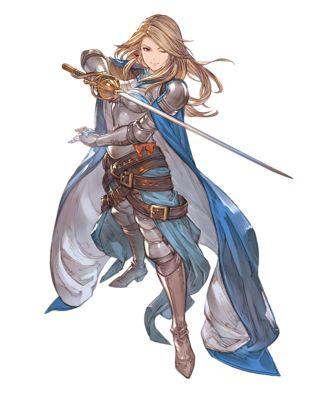 Character: Katalina