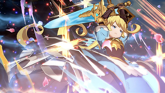 Granblue Fantasy: Versus - Screenshot INDEX