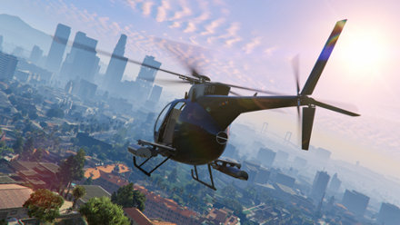 Grand Theft Auto V Game Overview