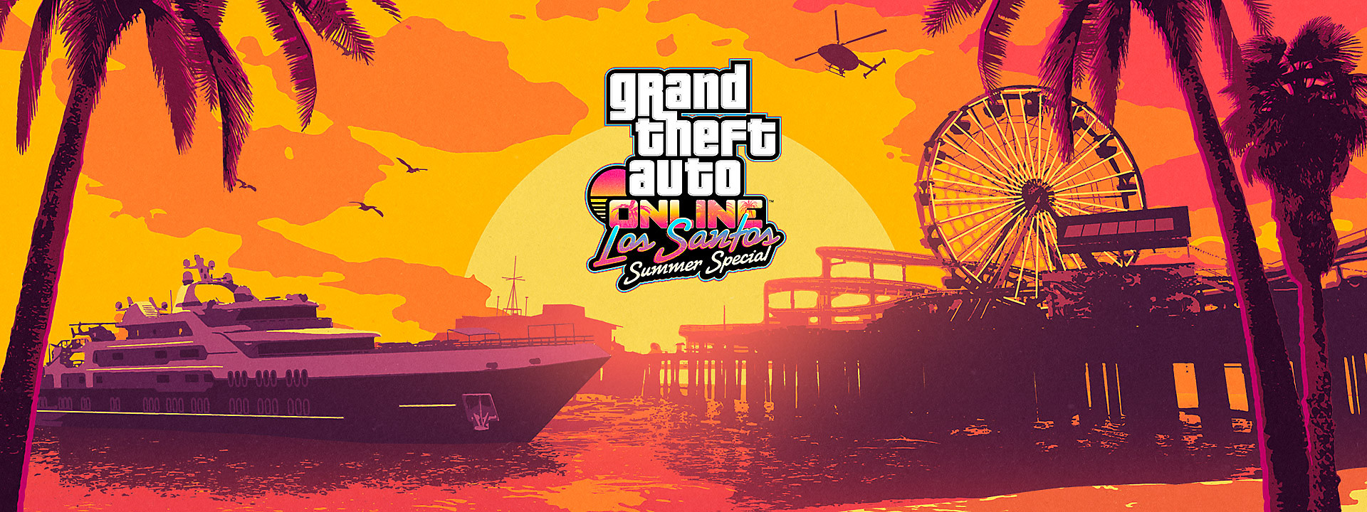 Grand Theft Auto Online - Los Santos Summer Special Now Live