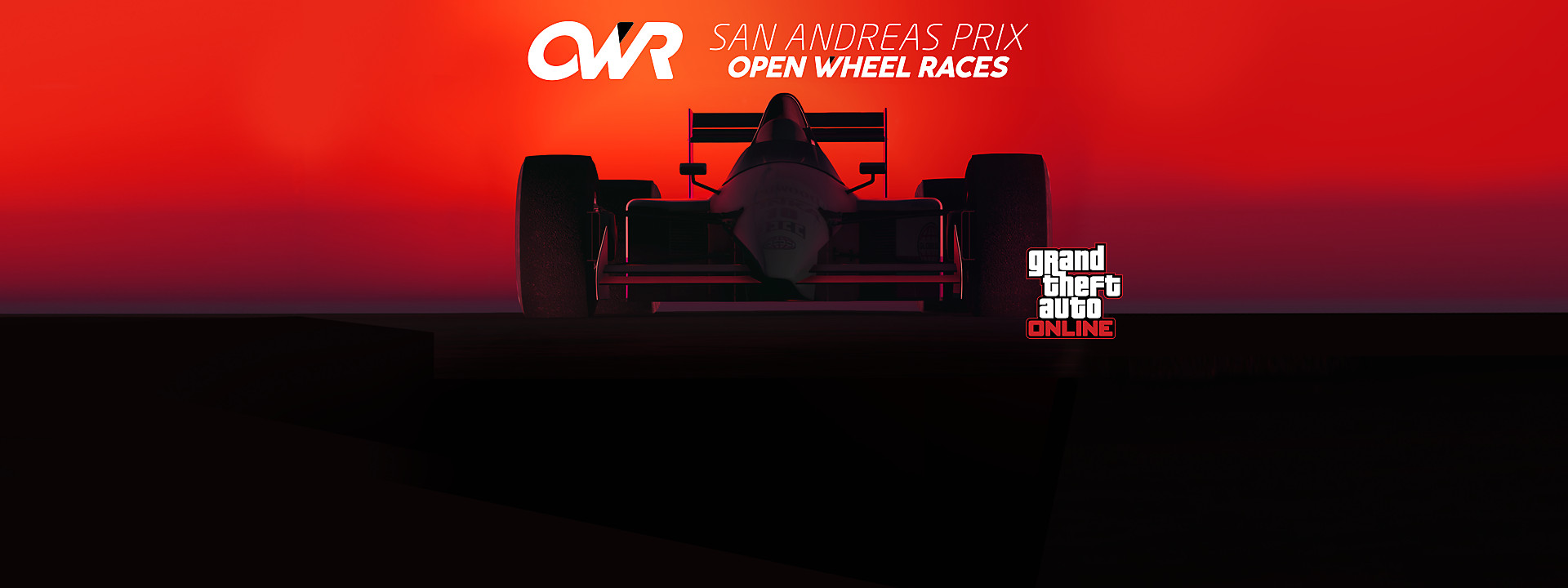 Grand Theft Auto Online - Open Wheel Races Event
