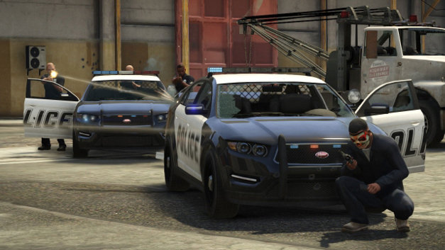 Grand Theft Auto V™ Screenshot 1