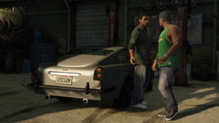Grand Theft Auto V™ Screenshot 2