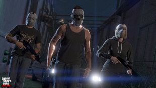 Grand Theft Auto V Screenshot 2