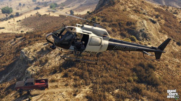 Grand Theft Auto V Screenshot 4