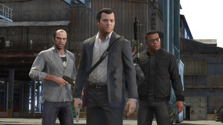 Los Santos A Sprawling Sun Soaked Metropolis Full Of Self Help Gurus Starlets And Fading Celebrities Once The Envy Of The Western World Now Struggling