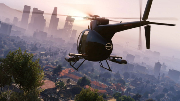 Grand Theft Auto V™ Screenshot 10