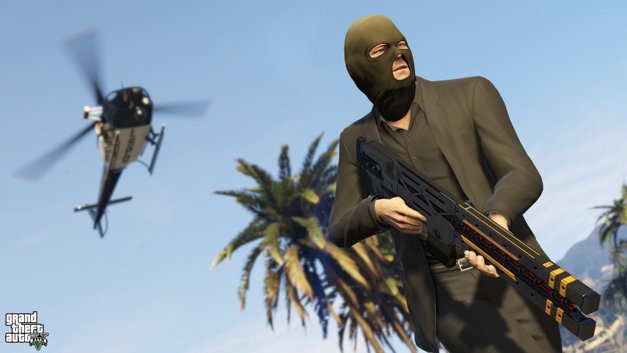 Grand Theft Auto V Screenshot 10