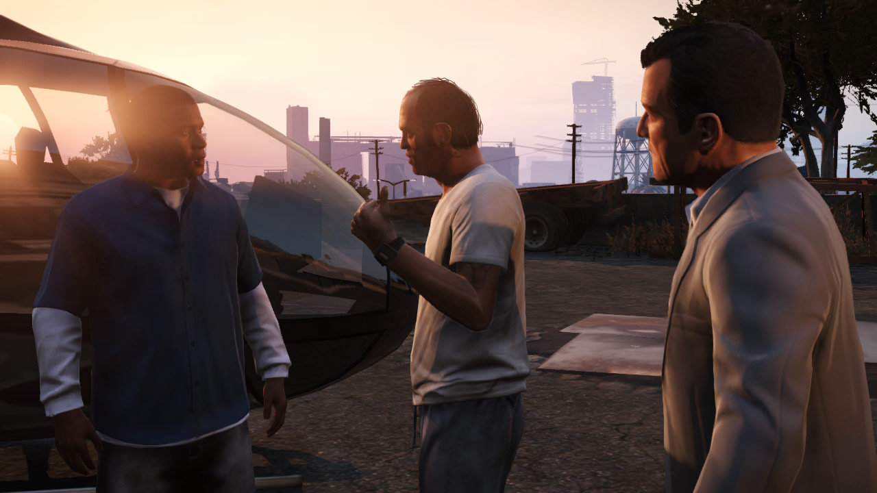 Grand Theft Auto V™ Game   PS3 - PlayStation