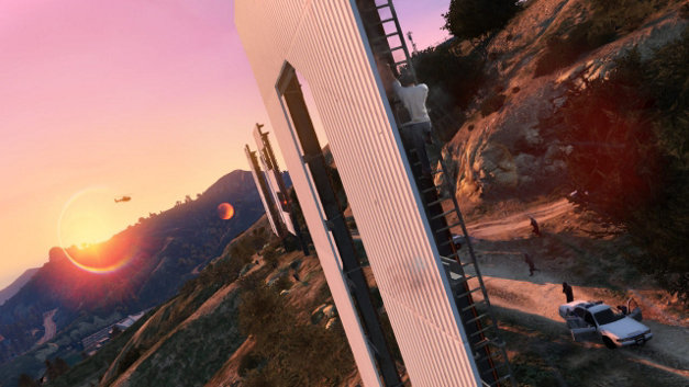 Grand Theft Auto V™ Screenshot 19