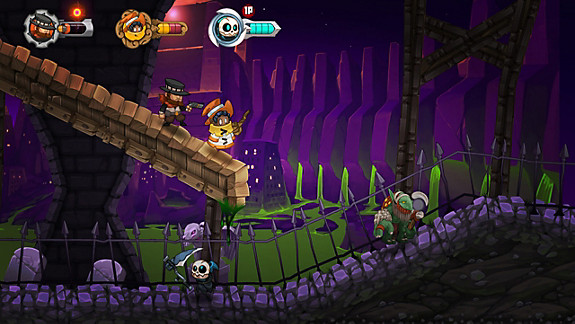 Grave Danger - Screenshot INDEX