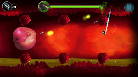 Gravity Badgers Trailer Screenshot