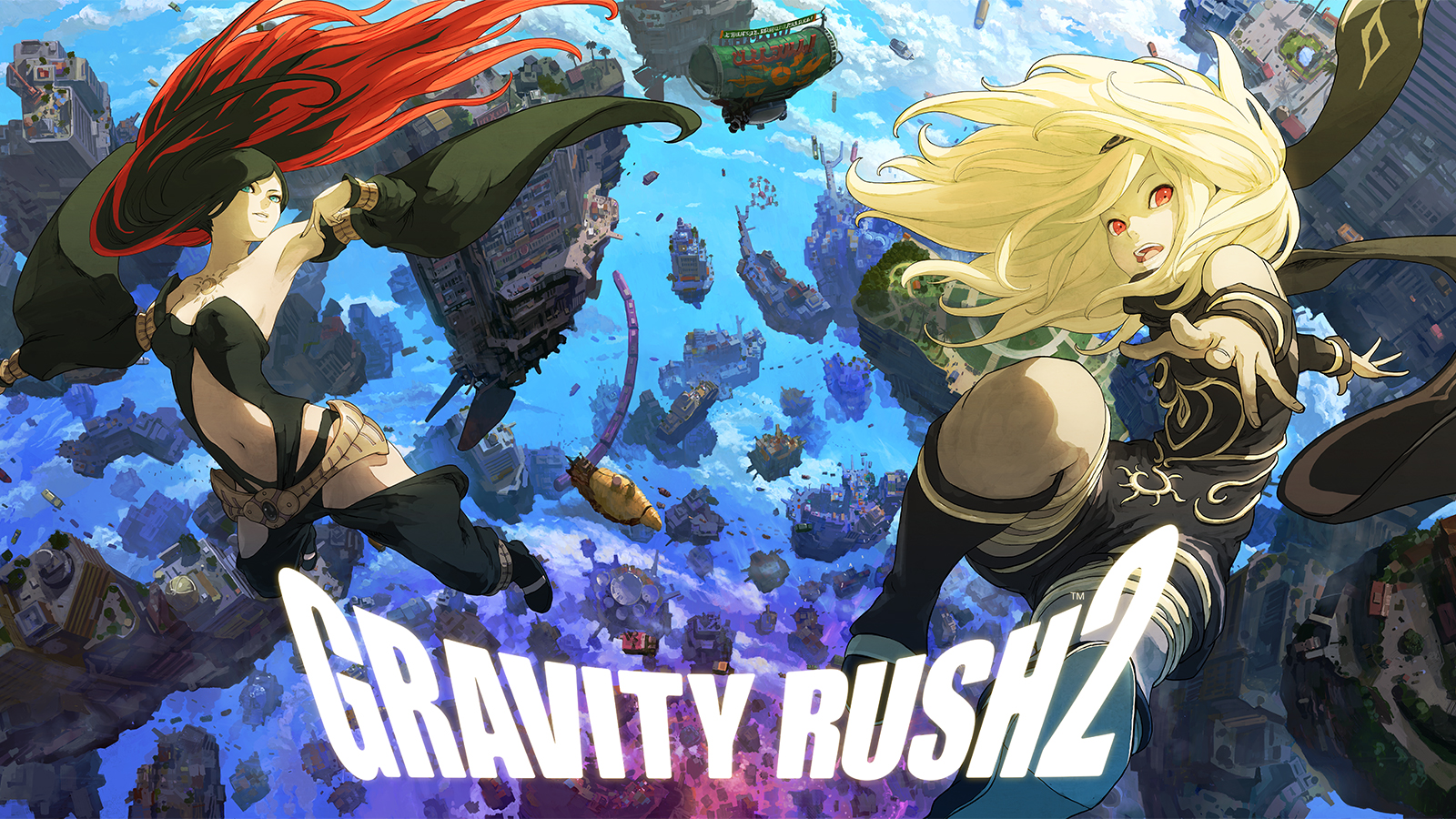 Image result for gravity rush 2