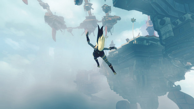 Gravity Rush™ 2 Screenshot 1