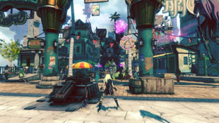 Gravity Rush™ 2 Screenshot 2