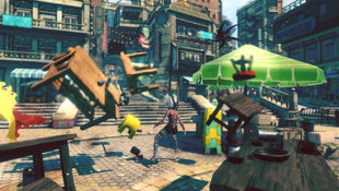 Gravity Rush™ 2 Screenshot 6