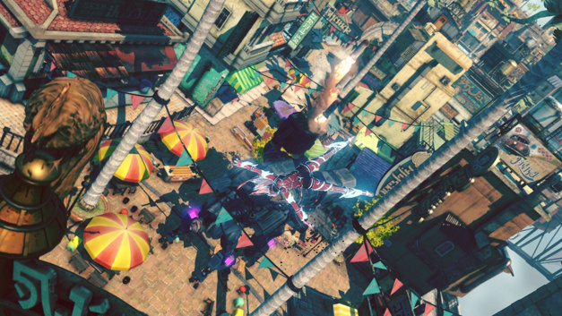Gravity Rush™ 2 Screenshot 4