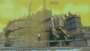 Gravity Rush™ Remasterizado  Screenshot 2