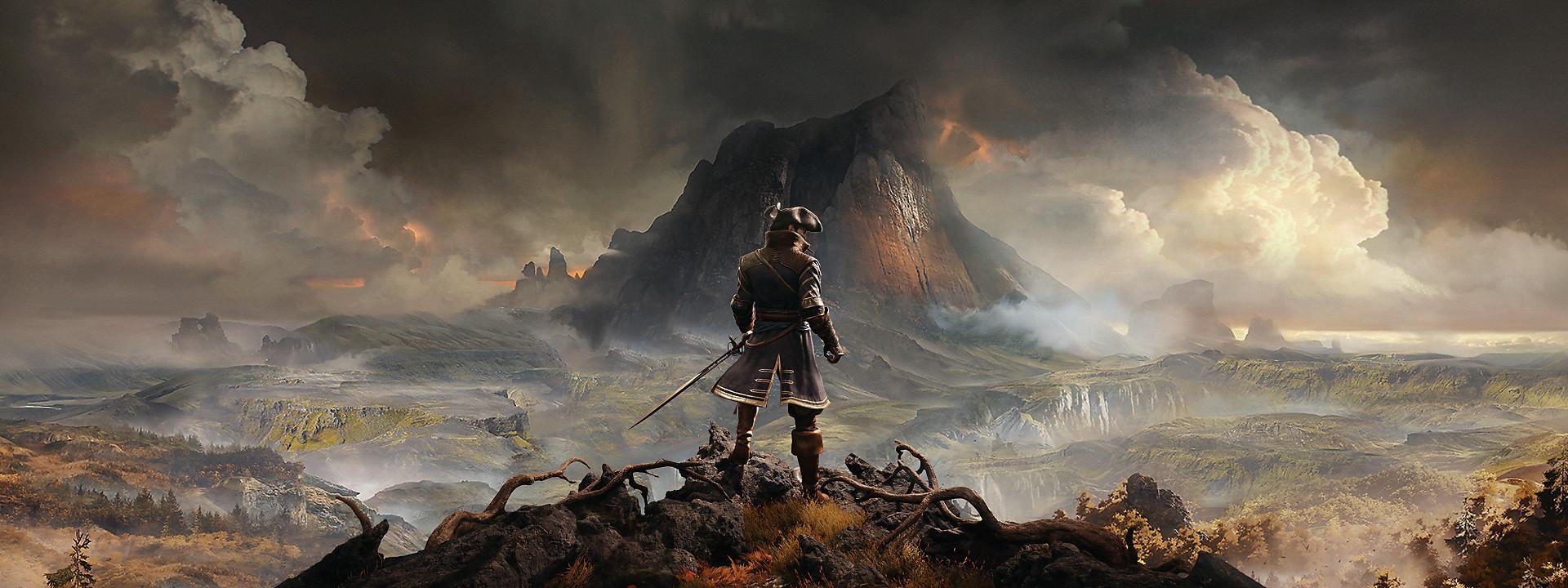 GreedFall Game | PS4 - PlayStation