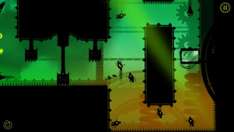 Green Game: TimeSwapper Trailer Screenshot