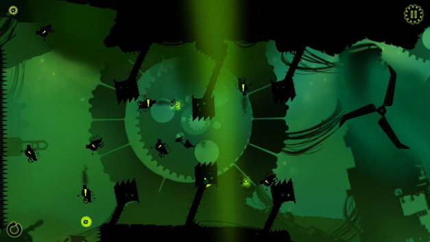 Green Game: TimeSwapper Screenshot 1