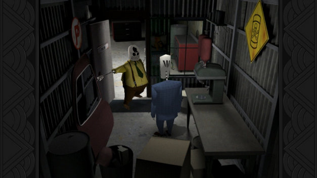 Grim Fandango Remastered Screenshot 4