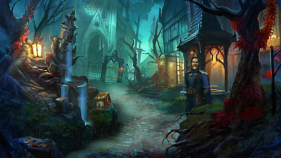 Grim Legends 3: The Dark City - Screenshot INDEX