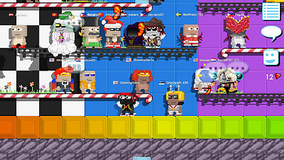 Growtopia® - Screenshot INDEX