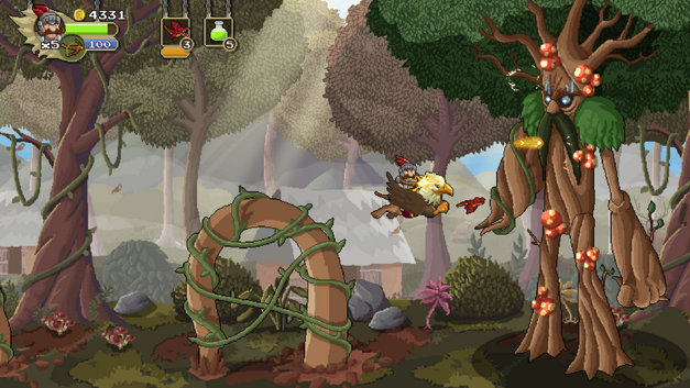 Gryphon Knight Epic Screenshot 1