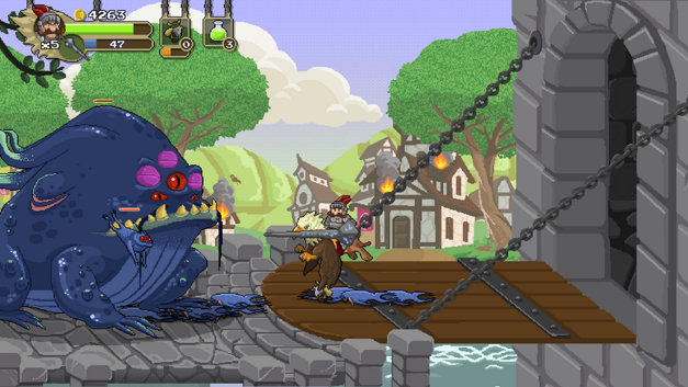 Gryphon Knight Epic Screenshot 4